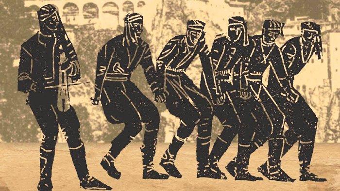 Folkway - Folk - Traditional - Folklore - Kotsari - Dance - Pontic Greeks