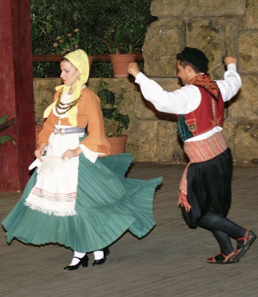 Folkway - Folk - Traditional - Folklore - Ballos - Dance