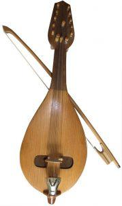 Cretan Lyra – Folk – Traditional Musical Instruments – Folkway
