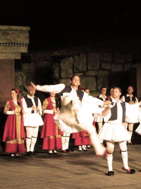 Folkway - Folk - Traditional - Folklore - Tsamiko - Dance