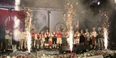 FolkWay - International Folk Dance Festival - Balaton, Bulgaria - May - June, 2016