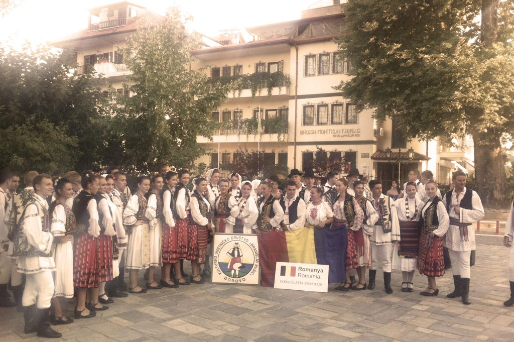 1st International Folk Festival in Katerini, Pieria, Greece (3rd - 7th August 2012)