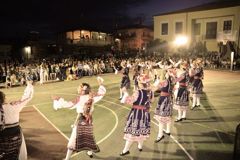 FolkWay - 5th International Folk FolkWay Festival - Pieria - Greece - Litochoro - Dion - Olympus - Platamonas - August 2014