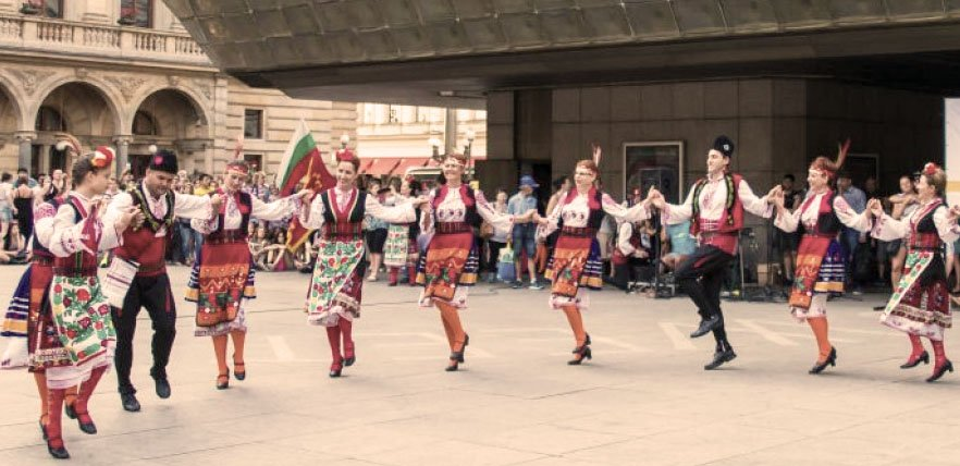 FolkWay - XX International Folklore Festival, Prague, Czech Republic, 2016