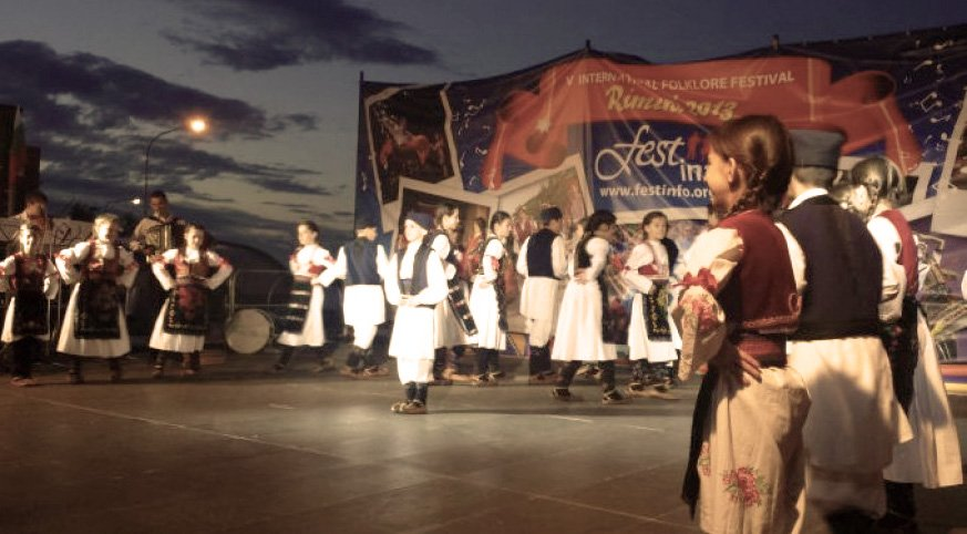 FolkWay - VIII International Folklore Festival, Italy, Rimini, 2016
