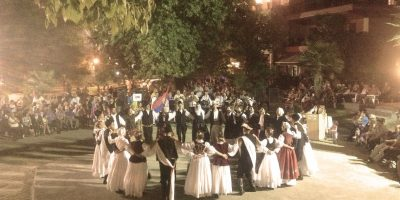 FolkWay - 1st International Folk – Art Festival - Pieria - Greece - Litochoro - Dion - Platamonas (24th - 28th August 2013)