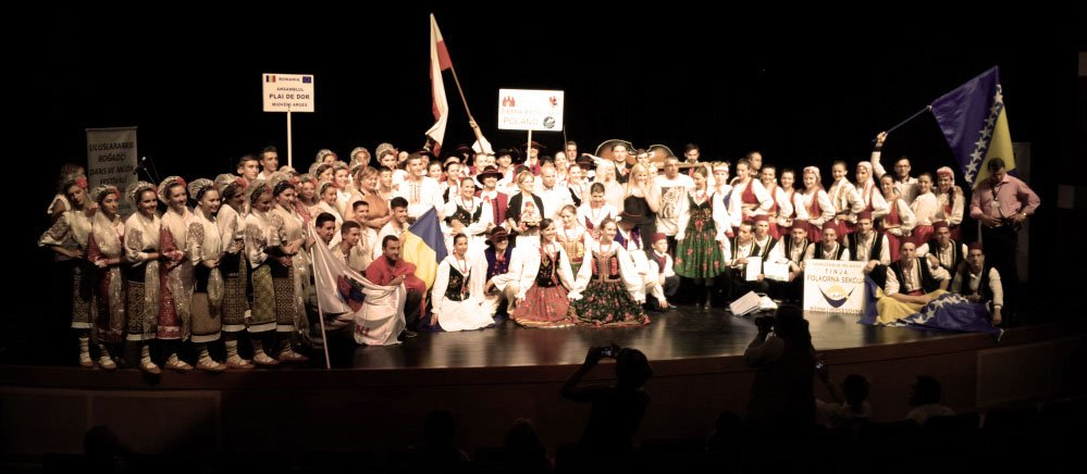 AKÇAY International Youth Folk Dance Festival - May 2016