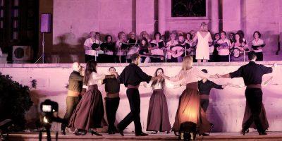 2nd International Folk Festival - Crete Island, Greece, September 2016 (Hersonissos)