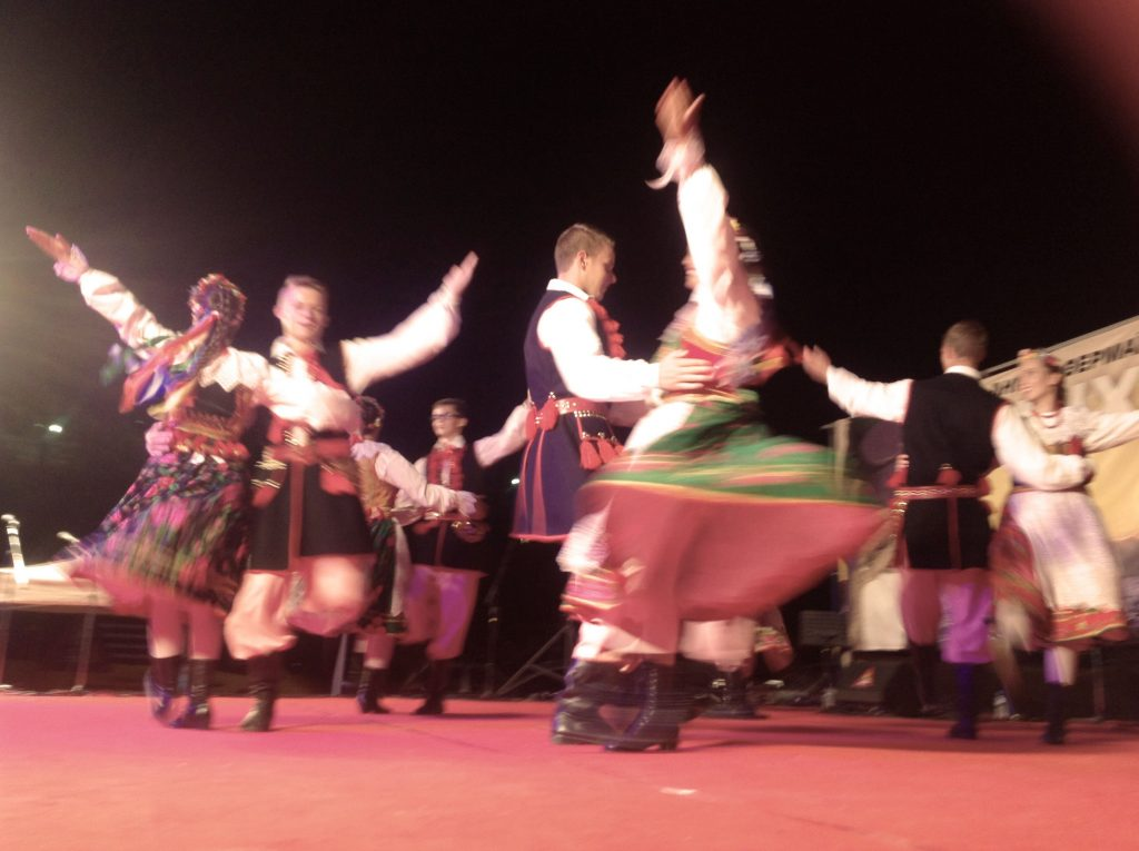 2nd International Folk Festival - Thessaloniki, Greece, (Perea - Michaniona) - 2016