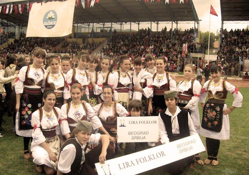 FolkWay - International Independent World Children Festival - Kusabasi, Turkey - April 2016