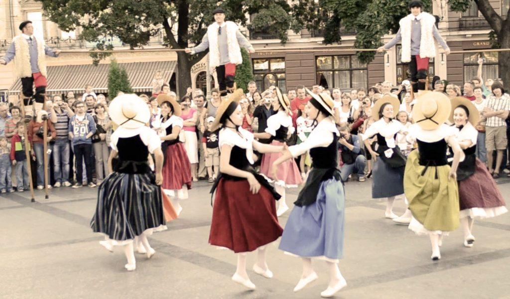 FolkWay - International Folklore Festival - Paris, France, May 2016