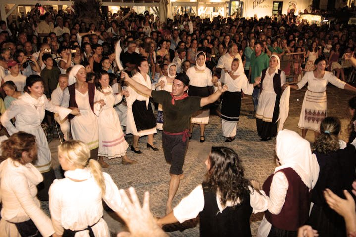 FolkWay - International Culture Festival 2015 - Greece, Paros Island