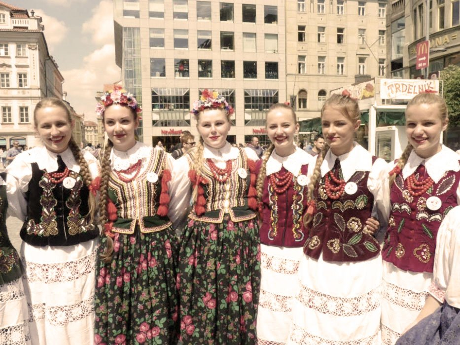 FolkWay – International Folklore Festival – Prague, Czech Republic - 2014