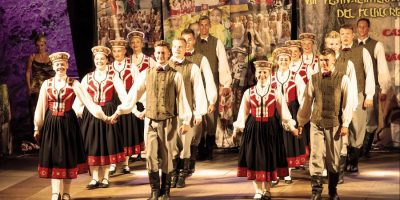 FolkWay – International Folklore Festival – Rome, Italy, April 2015