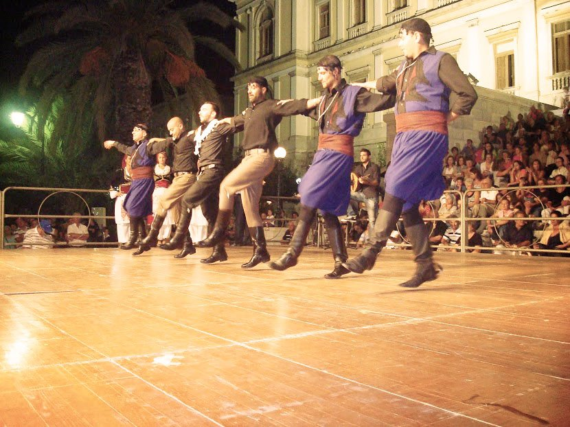FolkWay - International Culture Festival 2015 - Greece, Syros Island - Ermoupoli