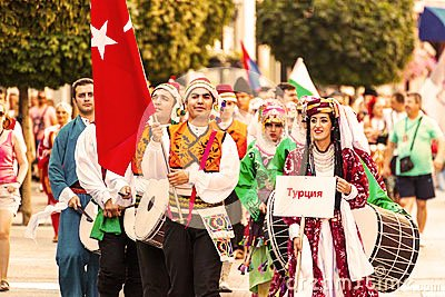 FolkWay – International Folklore Festival – Constantinople, Turkety, 2015