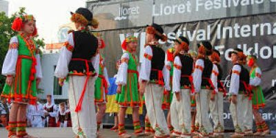 FolkWay - International Folklore Festival - Barcelona - Lloret De Mar - June - July - 2016