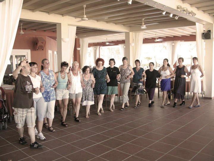 FolkWay - International Folklore Seminar - Folk Dances & Folklore Culture - Pieria - 2011