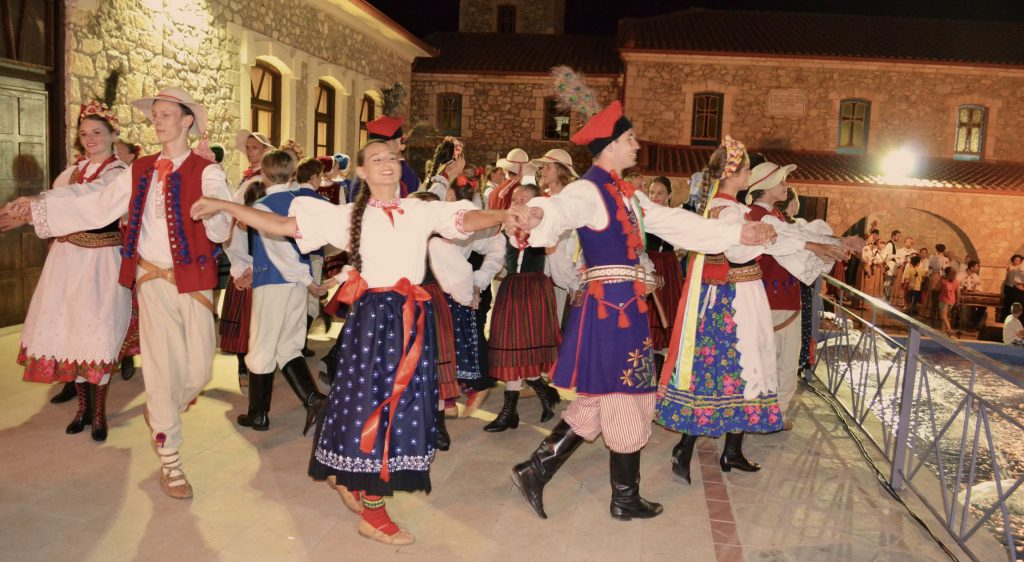 FolkWay - 13th International Folklore Festival - Central Pieria, Greece