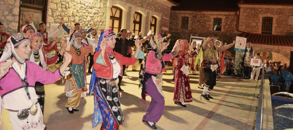 FolkWay - 14th International Folklore Festival - South Pieria, Greece